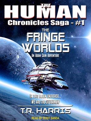 cover image of The Fringe Worlds