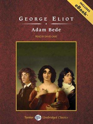 cover image of Adam Bede