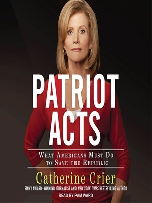 cover image of Patriot Acts