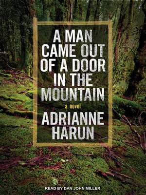 cover image of A Man Came Out of a Door in the Mountain