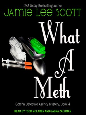 cover image of What a Meth