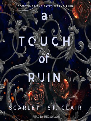 cover image of A Touch of Ruin