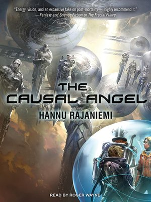 cover image of The Causal Angel