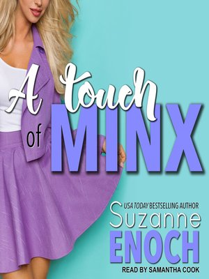 cover image of A Touch of Minx