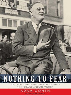 cover image of Nothing to Fear