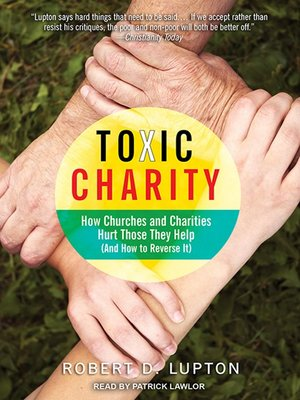 cover image of Toxic Charity
