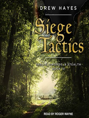 cover image of Siege Tactics