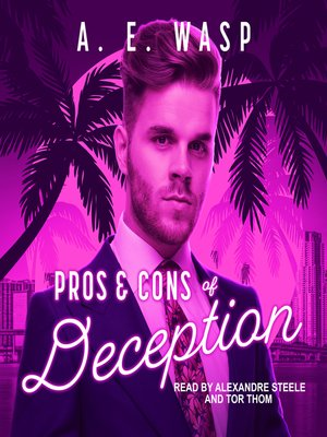 cover image of Pros & Cons of Deception