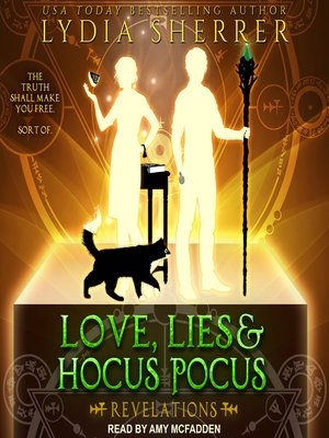 cover image of Love, Lies, and Hocus Pocus--Revelations