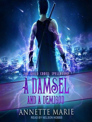 cover image of A Damsel and a Demigod