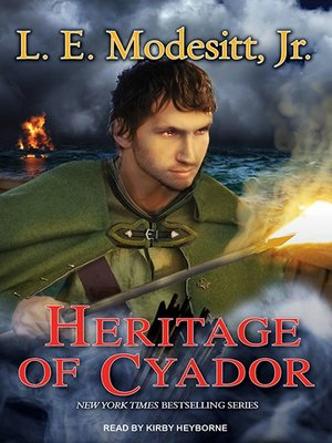 cover image of Heritage of Cyador