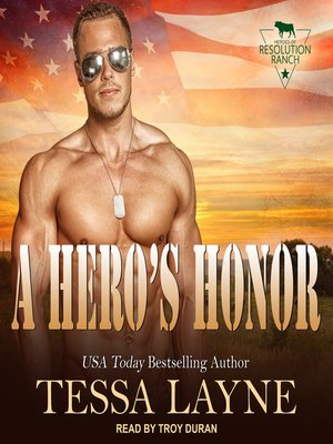 cover image of A Hero's Honor--Resolution Ranch