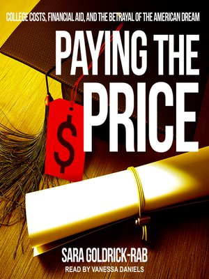 cover image of Paying the Price