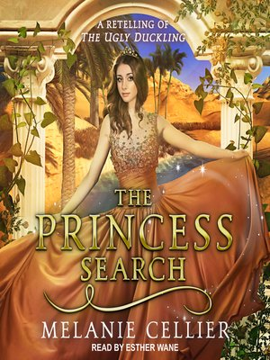 cover image of The Princess Search