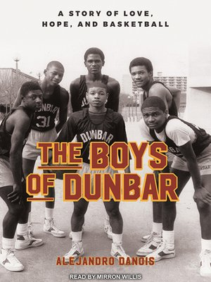 cover image of The Boys of Dunbar
