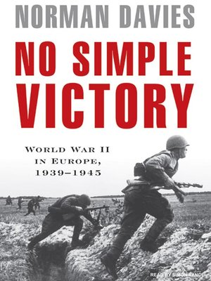cover image of No Simple Victory