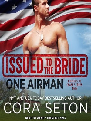 cover image of Issued to the Bride One Airman
