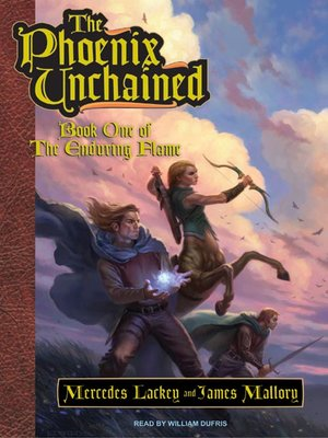 cover image of The Phoenix Unchained