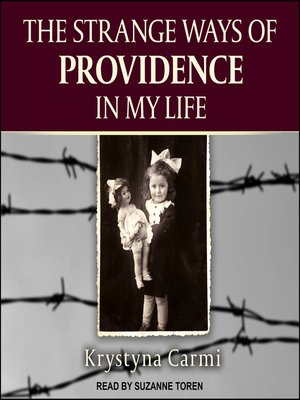 cover image of The Strange Ways of Providence in My Life