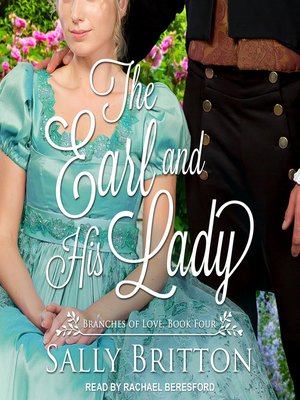 cover image of The Earl and His Lady--A Regency Romance