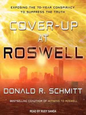cover image of Cover-Up at Roswell