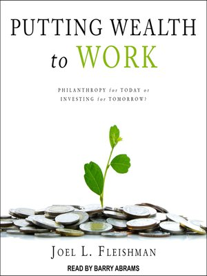 cover image of Putting Wealth to Work