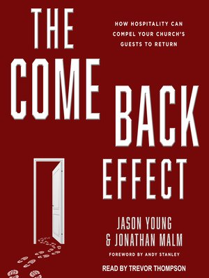 cover image of The Come Back Effect