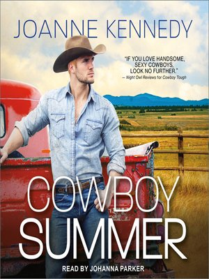 cover image of Cowboy Summer