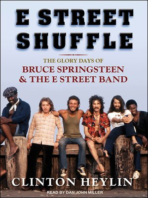 cover image of E Street Shuffle