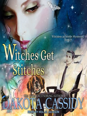cover image of Witches Get Stitches