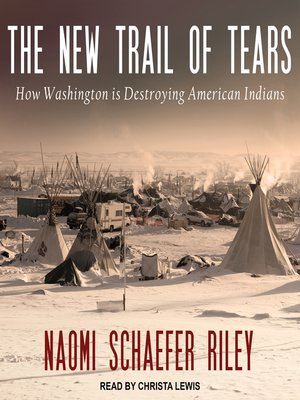 cover image of The New Trail of Tears