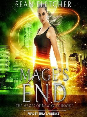 cover image of Mage's End