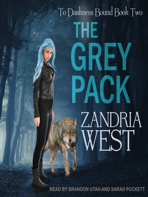 cover image of The Grey Pack