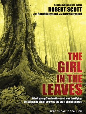 cover image of The Girl in the Leaves