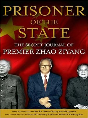 cover image of Prisoner of the State