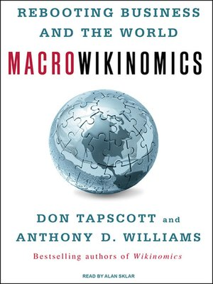 cover image of Macrowikinomics