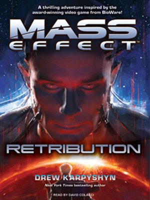 cover image of Mass Effect--Retribution