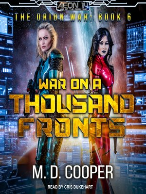cover image of War on a Thousand Fronts