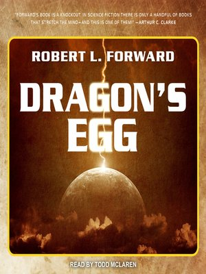 cover image of Dragon's Egg