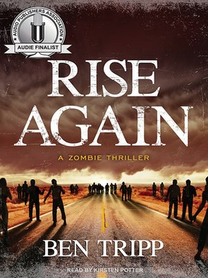 cover image of Rise Again, A Zombie Thriller