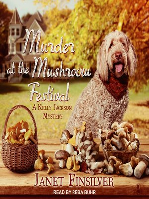 cover image of Murder at the Mushroom Festival