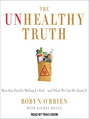 cover image of The Unhealthy Truth