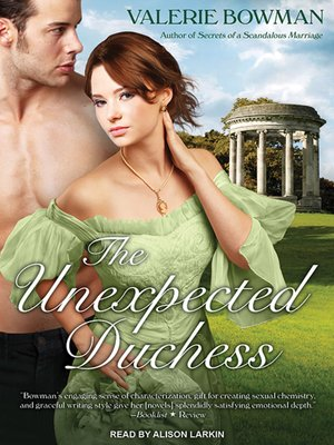 cover image of The Unexpected Duchess