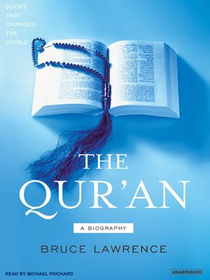 cover image of The Qur'an--A Biography