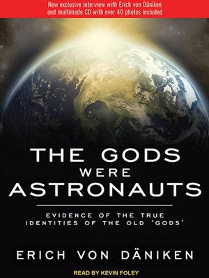 cover image of The Gods Were Astronauts
