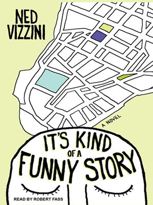 cover image of It's Kind of a Funny Story