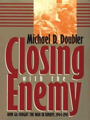 cover image of Closing with the Enemy
