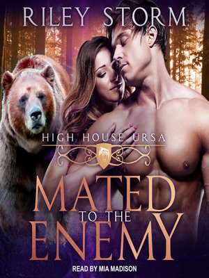 cover image of Mated to the Enemy