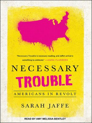 cover image of Necessary Trouble