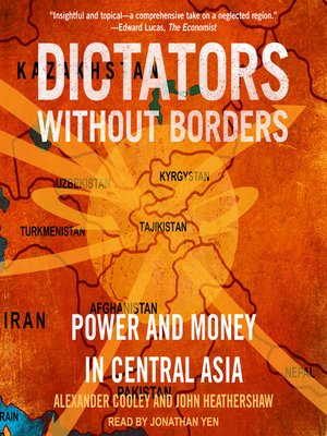cover image of Dictators Without Borders